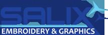 Salix Embroidery Logo