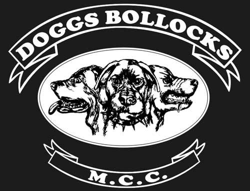 Doggs Bollocks MCC Logo