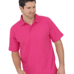 Poly cotton polo shirt