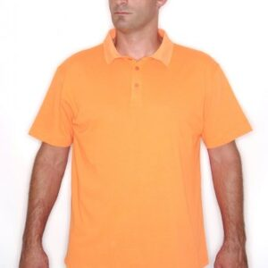RCO orange Hi vis polo